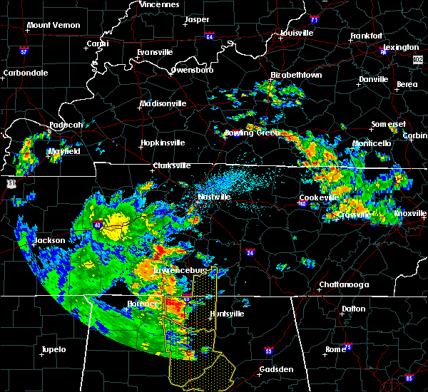 Radar Image for Severe Thunderstorms near Spring Hill, TN at 6/20/2019 3:06 AM CDT