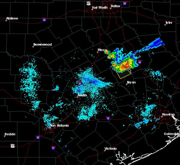 Radar Image for Severe Thunderstorms near Franklin, TX at 6/20/2019 5:19 AM CDT
