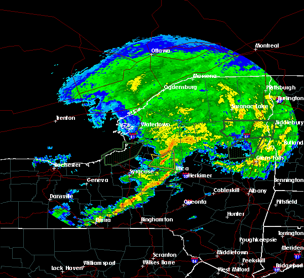 Radar Image for Severe Thunderstorms near Holland Patent, NY at 6/20/2019 1:36 PM EDT
