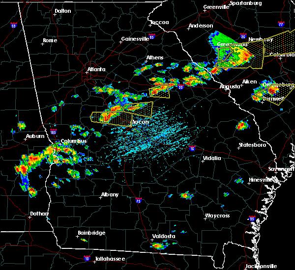 Radar Image for Severe Thunderstorms near Payne, GA at 6/20/2019 4:00 PM EDT