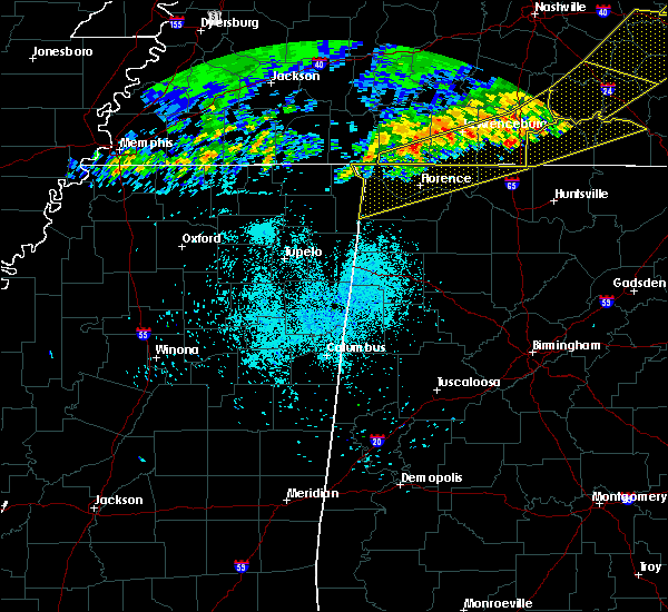 Radar Image for Severe Thunderstorms near Elkmont, AL at 6/21/2019 9:02 PM CDT