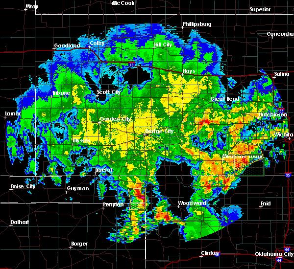 Radar Image for Severe Thunderstorms near Follett, TX at 6/23/2019 3:34 AM CDT