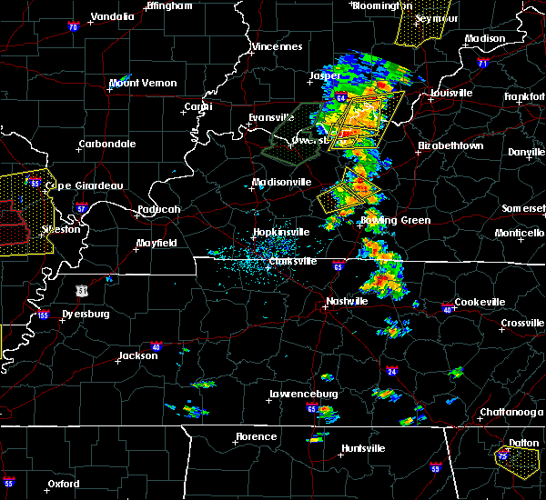 Radar Image for Severe Thunderstorms near Morgantown, KY at 6/23/2019 2:59 PM CDT