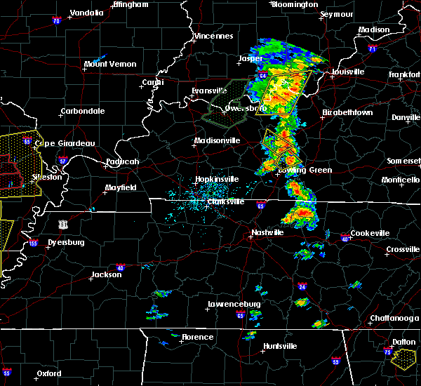 Radar Image for Severe Thunderstorms near Brownsville, KY at 6/23/2019 3:10 PM CDT