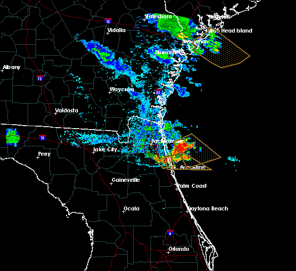 Radar Image for Severe Thunderstorms near World Golf Village, FL at 6/23/2019 9:03 PM EDT