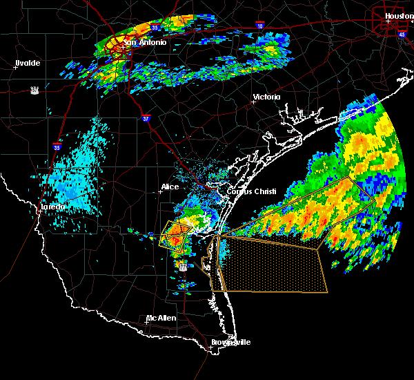 Radar Image for Severe Thunderstorms near Sarita, TX at 6/24/2019 3:23 PM CDT