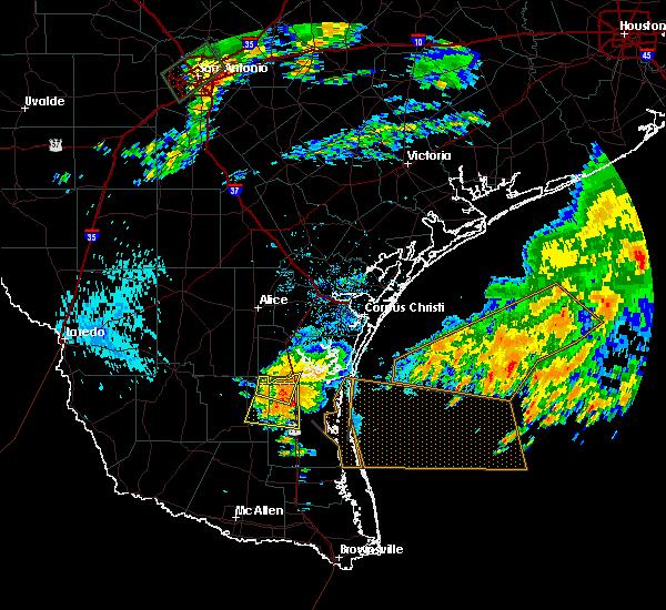 Radar Image for Severe Thunderstorms near Sarita, TX at 6/24/2019 3:54 PM CDT