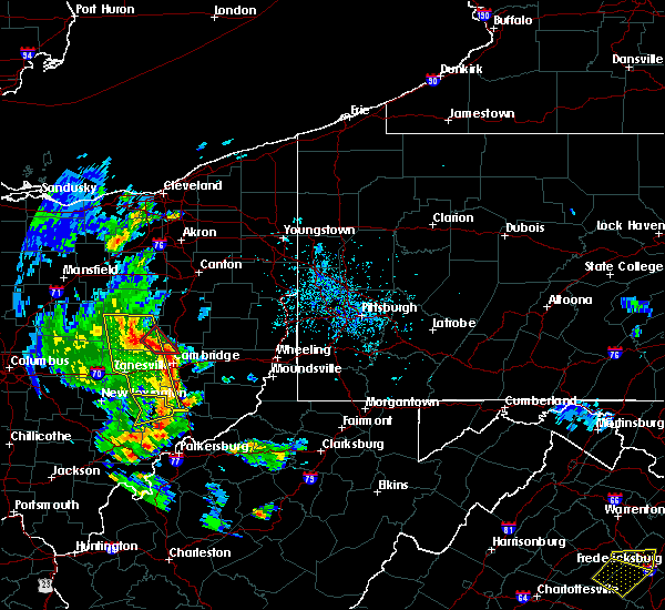 Radar Image for Severe Thunderstorms near Plainfield, OH at 6/24/2019 5:05 PM EDT