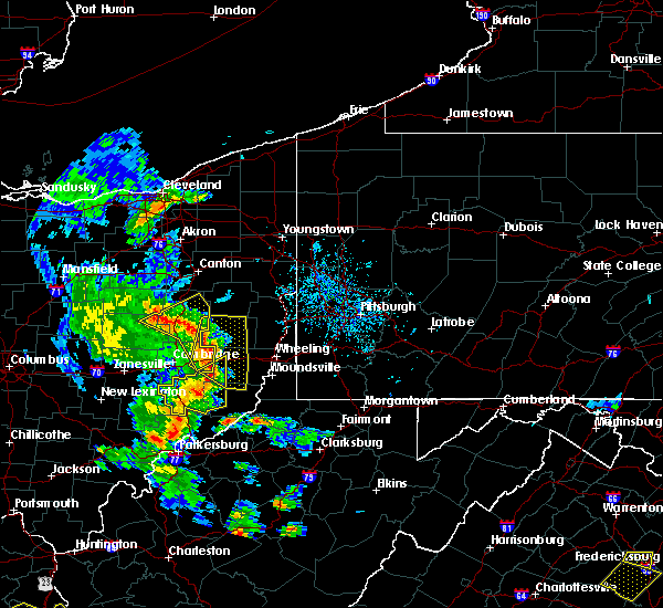 Radar Image for Severe Thunderstorms near Tuscarawas, OH at 6/24/2019 5:30 PM EDT