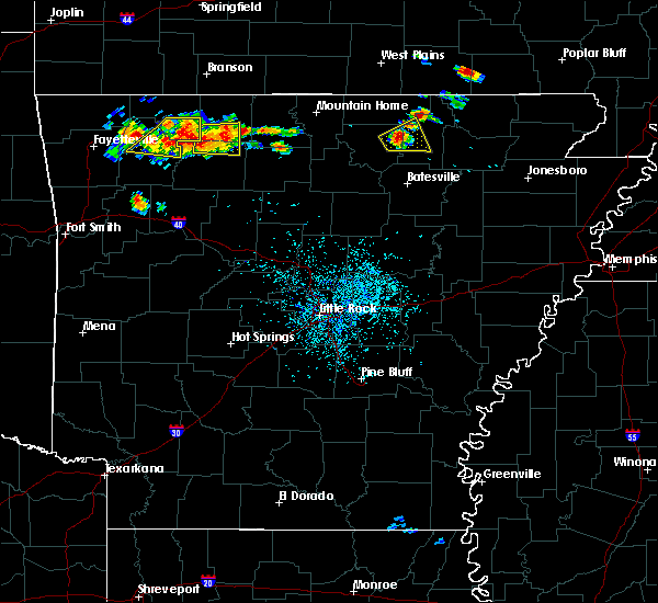 Radar Image for Severe Thunderstorms near Highland, AR at 6/26/2019 1:44 PM CDT