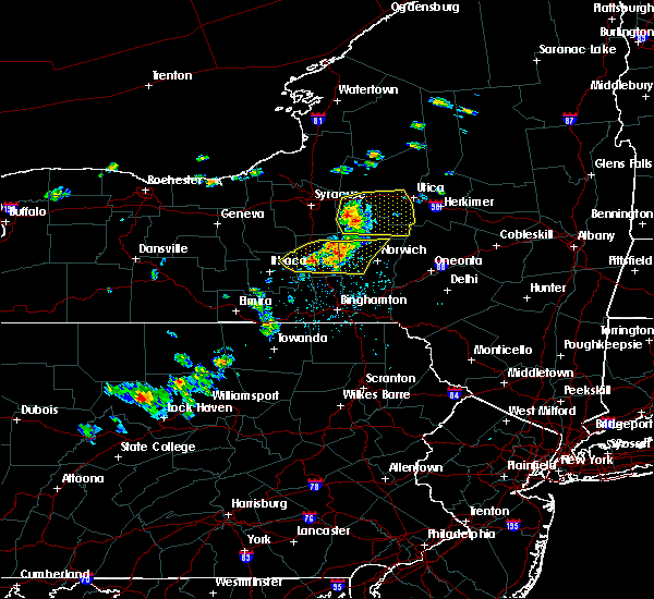Radar Image for Severe Thunderstorms near Verona, NY at 6/26/2019 3:12 PM EDT