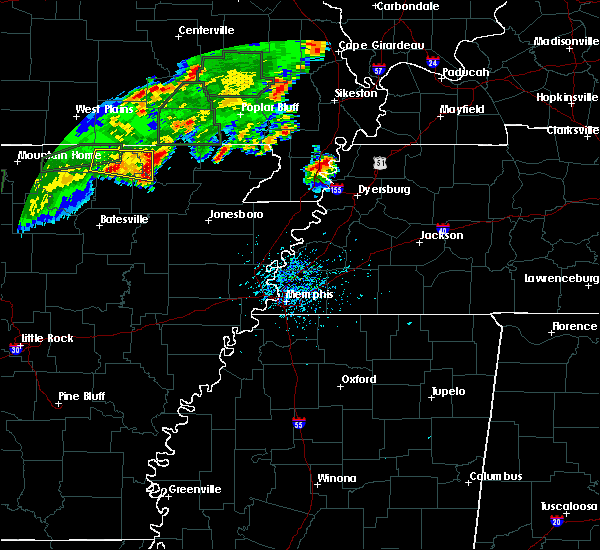 Radar Image for Severe Thunderstorms near Highland, AR at 6/26/2019 5:00 PM CDT