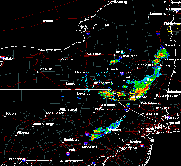 Radar Image for Severe Thunderstorms near Oakland, PA at 6/26/2019 6:48 PM EDT
