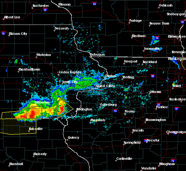 Radar Image for Severe Thunderstorms near Mount Union, IA at 6/28/2019 12:01 PM CDT