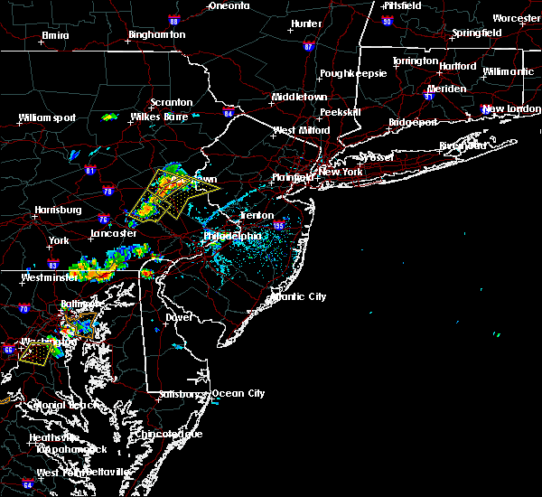 Radar Image for Severe Thunderstorms near Wilson, PA at 6/28/2019 5:30 PM EDT