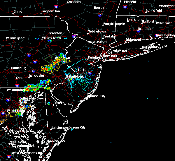 Radar Image for Severe Thunderstorms near Fullerton, PA at 6/28/2019 5:49 PM EDT