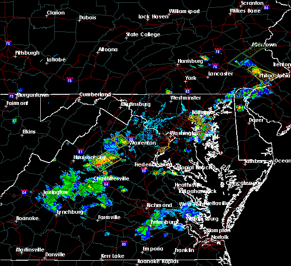 Radar Image for Severe Thunderstorms near Baltimore Highlands, MD at 6/28/2019 7:05 PM EDT