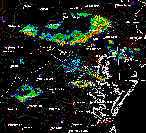 Radar Image for Severe Thunderstorms near Southern Gateway, VA at 6/29/2019 2:41 PM EDT