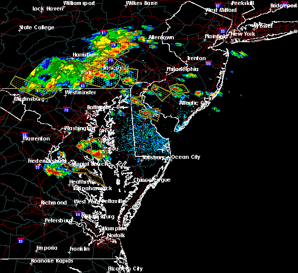 Radar Image for Severe Thunderstorms near Hallam, PA at 6/29/2019 3:18 PM EDT