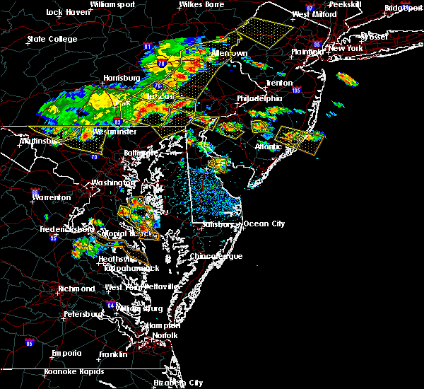 Radar Image for Severe Thunderstorms near Huntingtown, MD at 6/29/2019 3:34 PM EDT