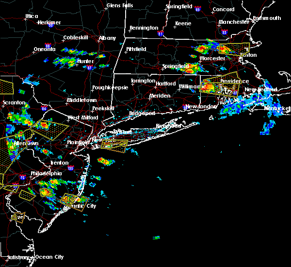 Radar Image for Severe Thunderstorms near Levittown, NY at 6/29/2019 3:37 PM EDT