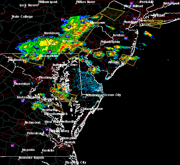 Radar Image for Severe Thunderstorms near St. Leonard, MD at 6/29/2019 3:42 PM EDT