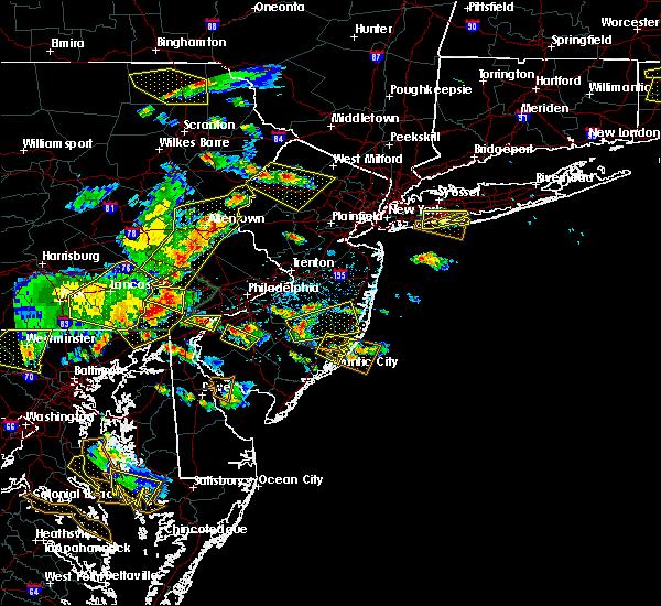 Radar Image for Severe Thunderstorms near Silver Ridge, NJ at 6/29/2019 3:48 PM EDT