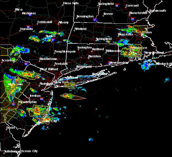 Radar Image for Severe Thunderstorms near Levittown, NY at 6/29/2019 4:02 PM EDT