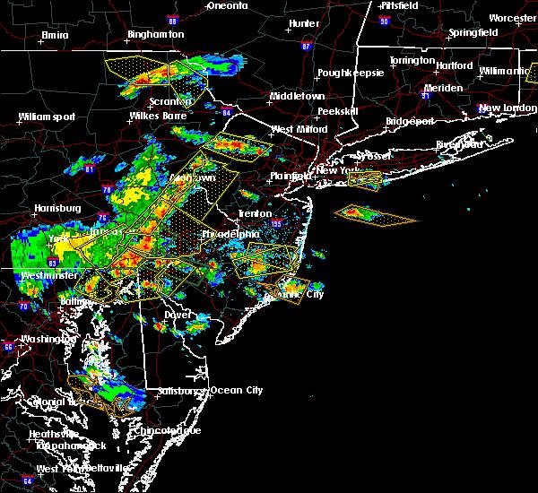Radar Image for Severe Thunderstorms near Silver Ridge, NJ at 6/29/2019 4:04 PM EDT