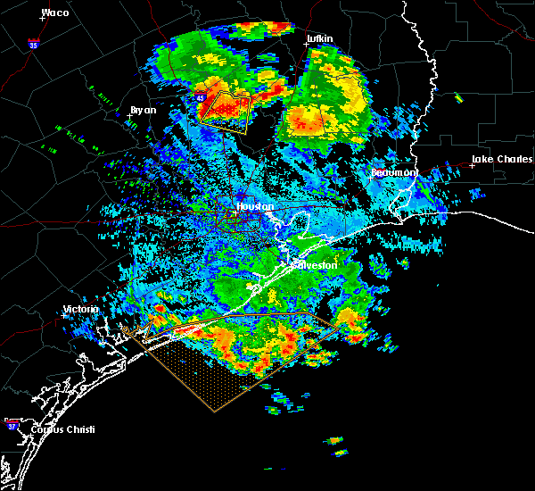 Radar Image for Severe Thunderstorms near Oakhurst, TX at 6/29/2019 4:53 PM CDT