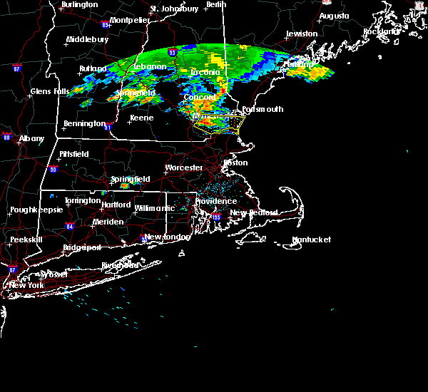 Radar Image for Severe Thunderstorms near Portsmouth, NH at 6/29/2019 11:28 PM EDT