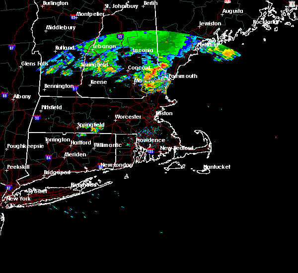 Radar Image for Severe Thunderstorms near Raymond, NH at 6/29/2019 11:42 PM EDT
