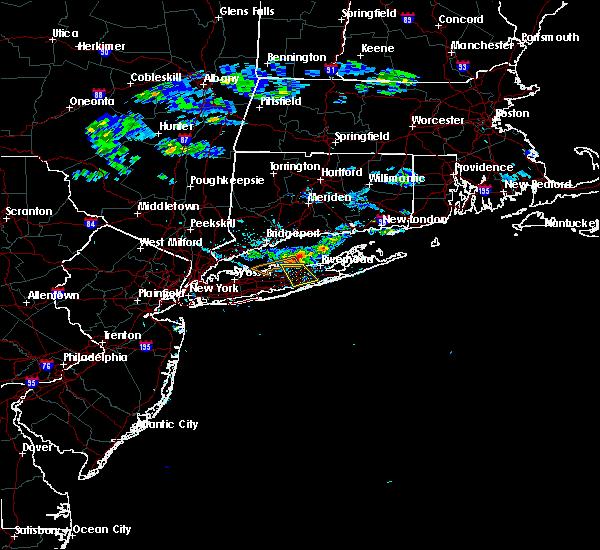 Radar Image for Severe Thunderstorms near Shoreham, NY at 6/30/2019 12:36 PM EDT