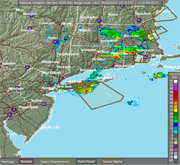 Map Of Quogue New York.Interactive Hail Maps Hail Map For Quogue Ny