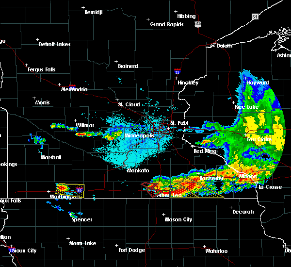 Radar Image for Severe Thunderstorms near Twin Lakes, MN at 6/30/2019 3:13 PM CDT