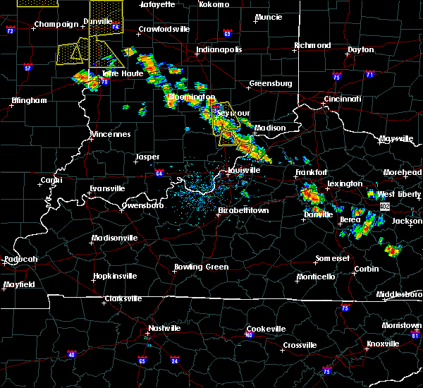Radar Image for Severe Thunderstorms near New Washington, IN at 6/30/2019 5:07 PM EDT