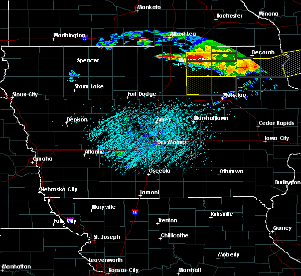 Radar Image for Severe Thunderstorms near Allison, IA at 6/30/2019 4:30 PM CDT