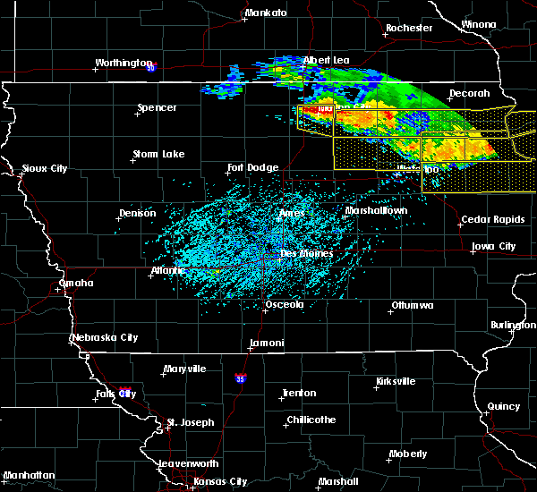 Radar Image for Severe Thunderstorms near Allison, IA at 6/30/2019 5:03 PM CDT
