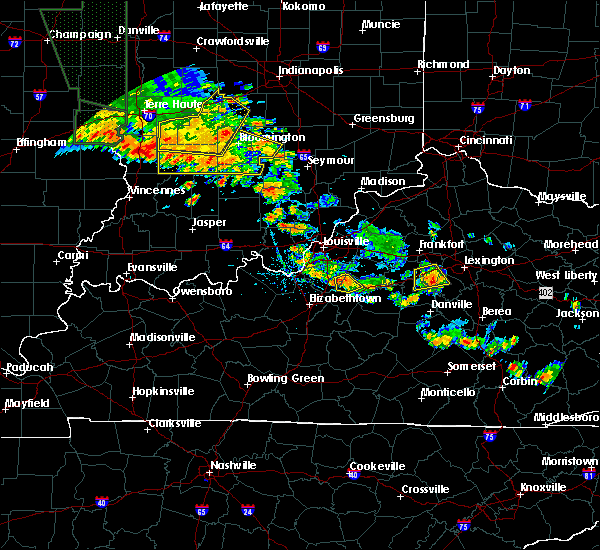 Radar Image for Severe Thunderstorms near Bardstown, KY at 6/30/2019 6:50 PM EDT
