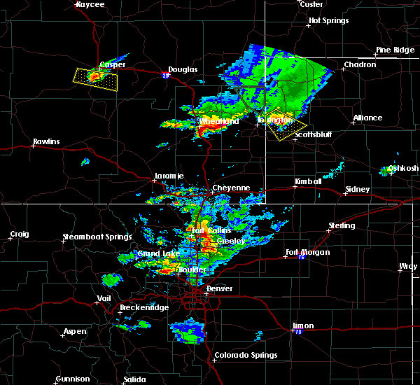 Radar Image for Severe Thunderstorms near Mitchell, NE at 7/1/2019 7:32 PM MDT