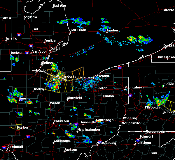 Radar Image for Severe Thunderstorms near Attica, OH at 7/2/2019 3:52 PM EDT