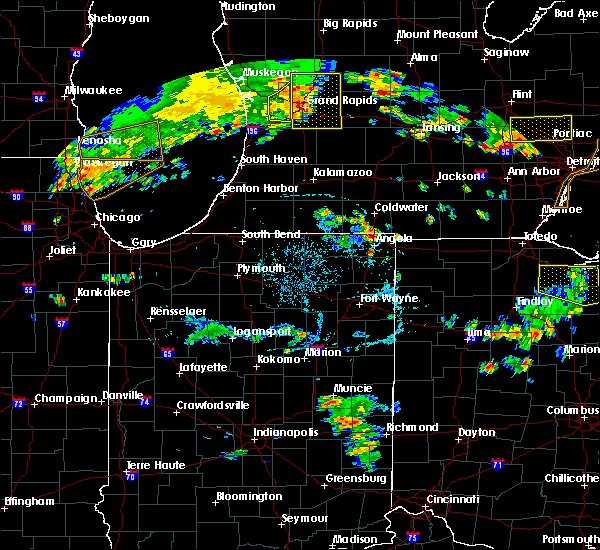 Radar Image for Severe Thunderstorms near Holiday City, OH at 7/2/2019 7:12 PM EDT