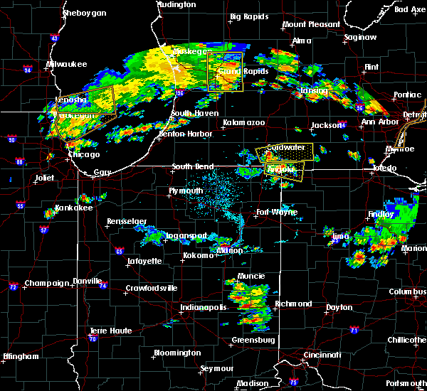 Radar Image for Severe Thunderstorms near Holiday City, OH at 7/2/2019 7:28 PM EDT