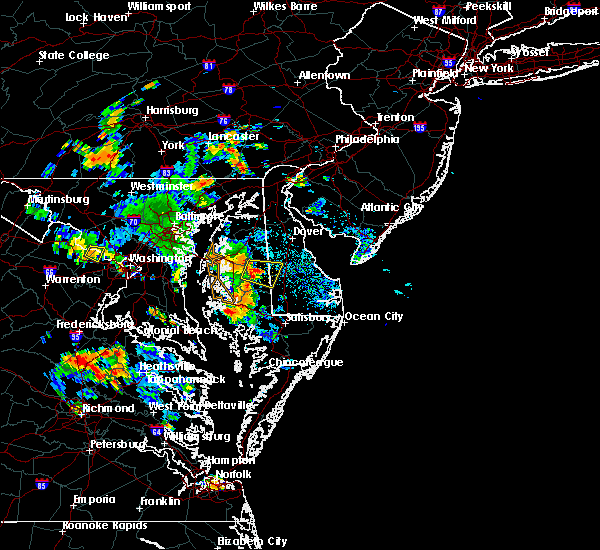 Radar Image for Severe Thunderstorms near Algonquin, MD at 7/4/2019 3:23 PM EDT