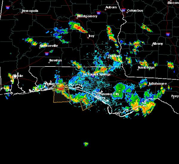 Interactive Hail Maps - Hail Map for Destin, FL