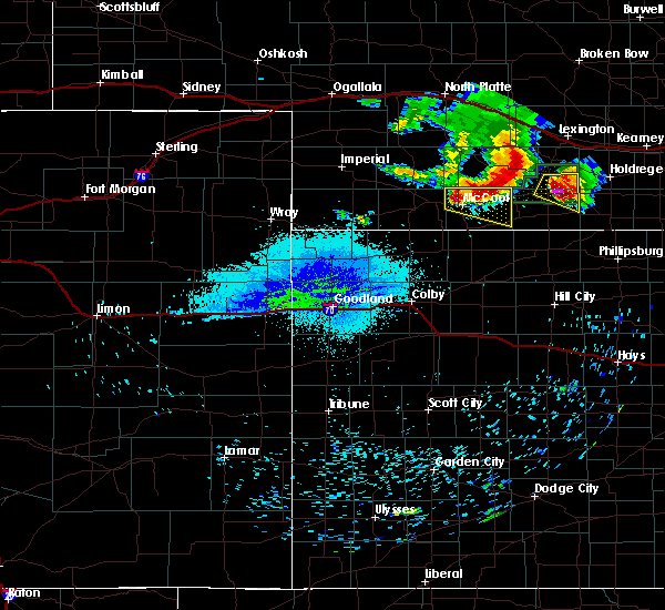 Radar Image for Severe Thunderstorms near Indianola, NE at 7/10/2019 2:23 AM CDT