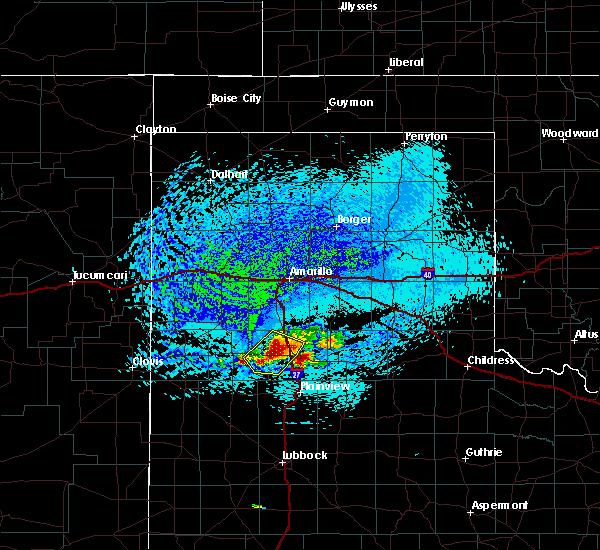 Radar Image for Severe Thunderstorms near Nazareth, TX at 7/10/2019 2:29 PM CDT