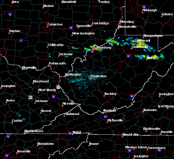 Radar Image for Severe Thunderstorms near Vienna, WV at 7/14/2019 2:55 PM EDT