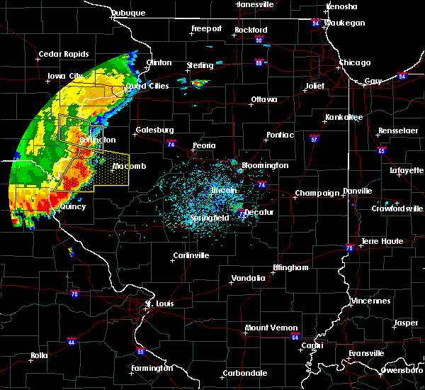 Radar Image for Severe Thunderstorms near Dunfermline, IL at 7/17/2019 3:36 PM CDT