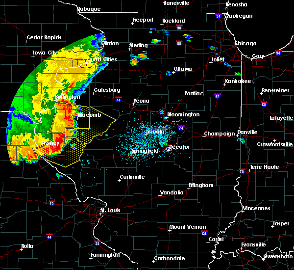 Radar Image for Severe Thunderstorms near Barry, IL at 7/17/2019 3:59 PM CDT